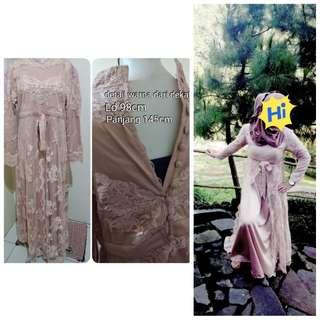 Kebaya Dress fit to L