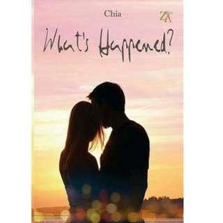 Ebook What's Happened? - Chia