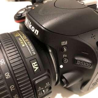 Nikon D5100 保存良好