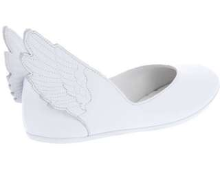 ADIDAS ORIGINALS BY JEREMY SCOTT Winged ballet pump