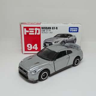 Tomica 94 Nissan GT-R