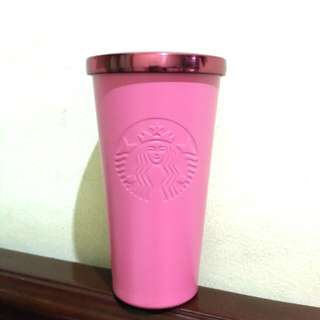 (PRELOVED) Starbucks Tumbler