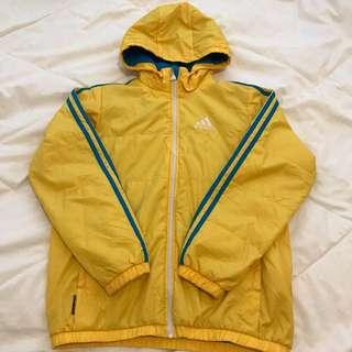 Vintage 古着 adidas jacket 風褸 外套 古著 日本