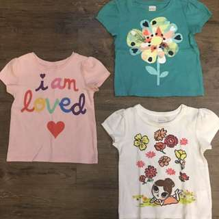Old Navy Shirts Bundle for 18-24 months