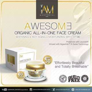 Awesome Organic All in one Face Cream
