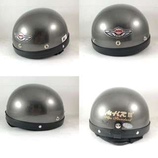 Helmet MHR Steng Grey original