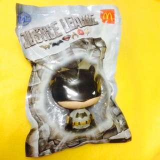 Mc'Donalds Justice League Chibi (Batman)
