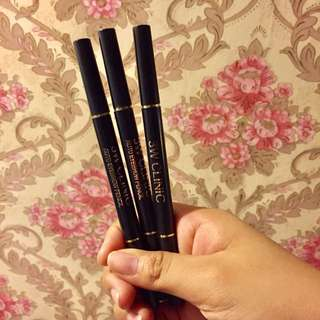 DUAL auto eyebrow pencil