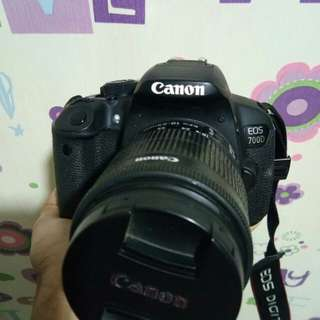 JUAL CANON 700D