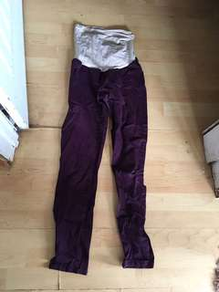 Medium maternity pants