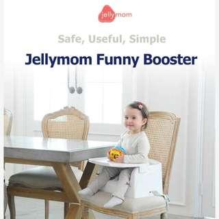🔴韓購🔴Jellymom嬰幼兒童學習便攜餐椅