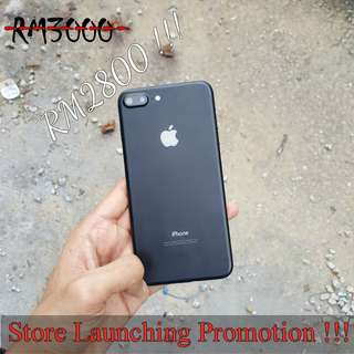 STORE LAUNCHING PROMOTION!!! iPhone 7 PLUS 32GB