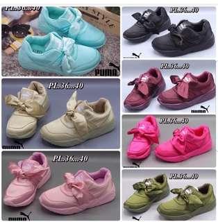 Puma Fenty Bow Sneakers
