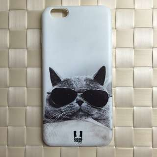 英國 Grey British Cat 保護手機 硅膠TPU軟殼 Apple iphone 6 plus * 只得一件