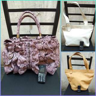 Authentic Bags from US (BeBe Coach)