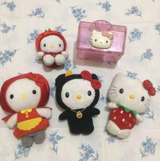 Take All 🌸 Hello Kitty Plushies