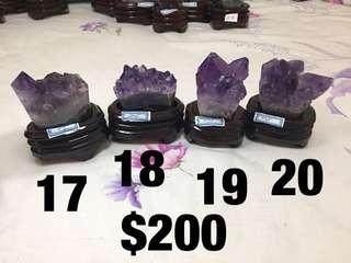 水晶 紫晶 晶洞 晶蔟 大清貨