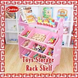 Brand New in stock Children toy shelf, cabinet