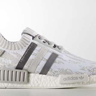 Adidas • NMD R1 women's (prime knit grey)
