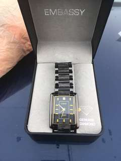 Men's watchNew with new battery $35