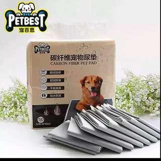 Petbest Charcoal Pee Pad