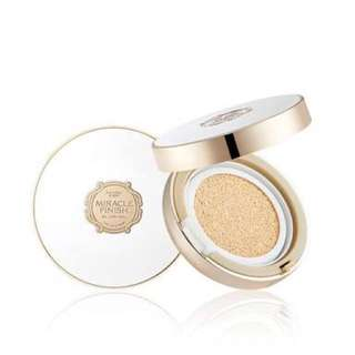 The Face Shop Miracle Finish Oil Control Cushion Foundation