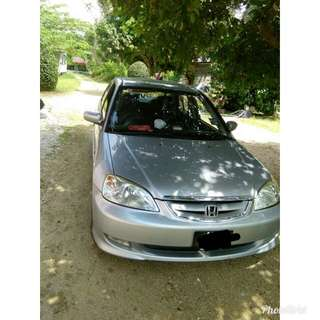 Honda Civic ES 1.7L