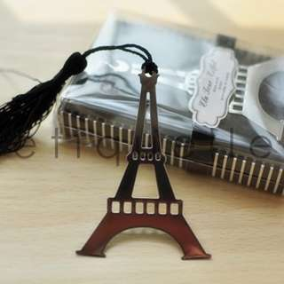 ED18019 METALLIC EIFFEL TOWER BOOKMARK