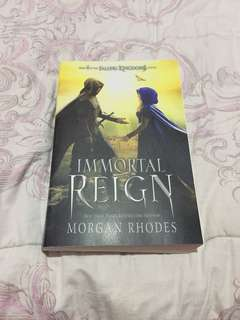 Immortal Reign (Morgan Rhodes)