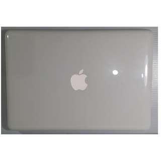 apple macbook 13 a1342 小白 no box