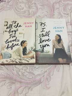 To all the boys I've loved before set