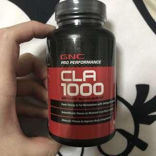 CLA supplement GNC