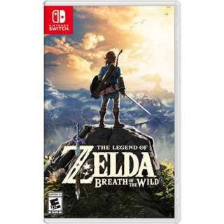 Looking to buy: Zelda Breath of the Wild