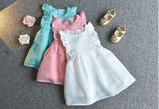 Kids- summer dress for little girls _2