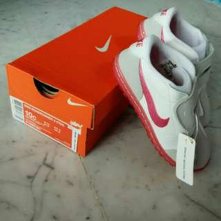 BN Authentic Nike SMS Roadrunner 2 (TDV) Toddler Shoe