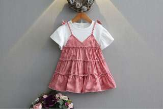 Kids - 2in1 pc dress