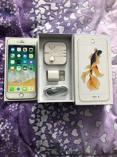 Factory Unlocked IPhone 6S plus 128Gb for sale.