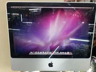Apple imac desktop intel core 2 duo 19 inch