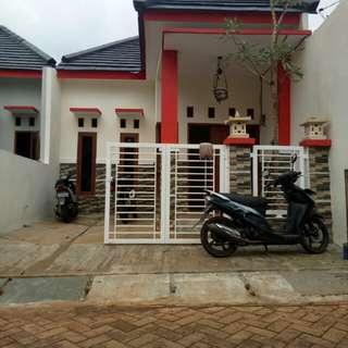 Rumah baru dekat graha raya bintaro, Ciledug