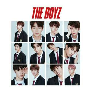 (Preorder) The Boyz 2018 Album