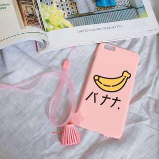 🚚 全新iphone 6s 日本🍌流蘇手機殼