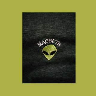 Alien-Patched Tee