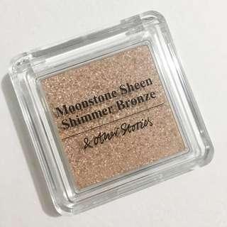& Other Stories Moonstone Sheen Shimmer Bronze