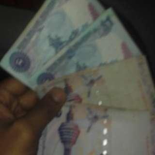 duit rm2 dan rm1 lama