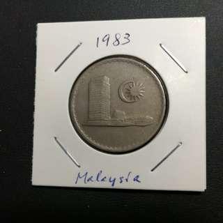馬來西亞 1983
