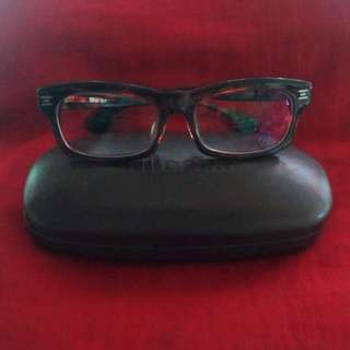 Mocha Replaceable Eyeglasses