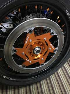 Beringer brake kit for ktm and husky