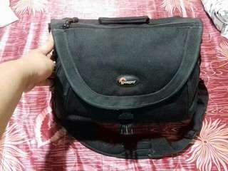 Lowepro Camera Bag (with freebie)