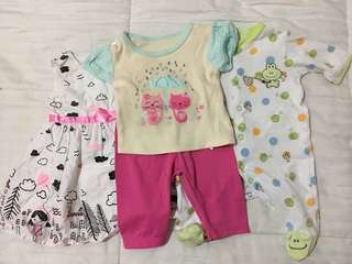 Take All!! 0-3 Months Clothes