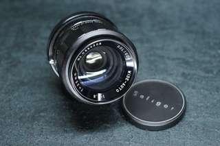 🏆 soligor 35mm f2.8 vintage camera lens for canon fd mount(mf film body)
